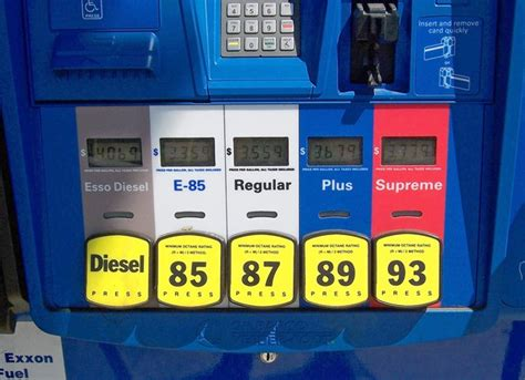 Car Fuel Types In Usa by Nissan Versa Forums Anyone Using E85 Gas In The Usa