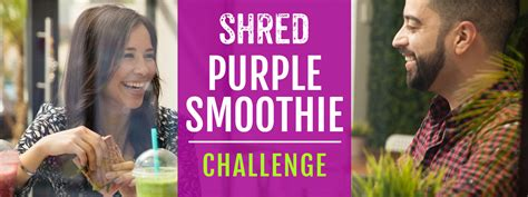 Shredd Detox Power by Shred Purple Smoothie Challenge Shred Brands Llc