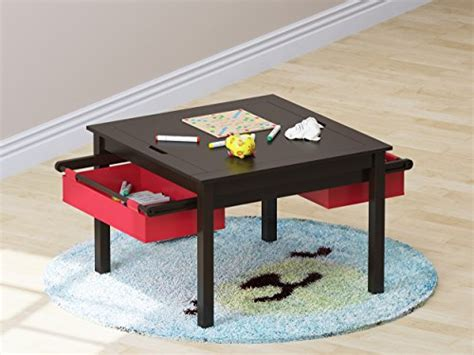 Play Table With Drawers by Utex 2 In 1 Construction Play Table With Storage