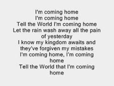 i m coming home by p diddy with lyrics
