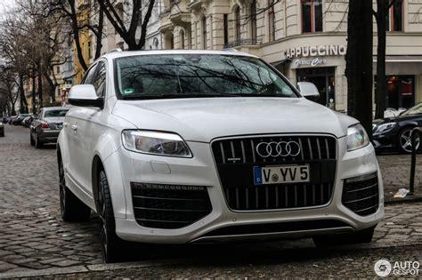 Audi V12 audi q7 v12 tdi 21 january 2017 autogespot