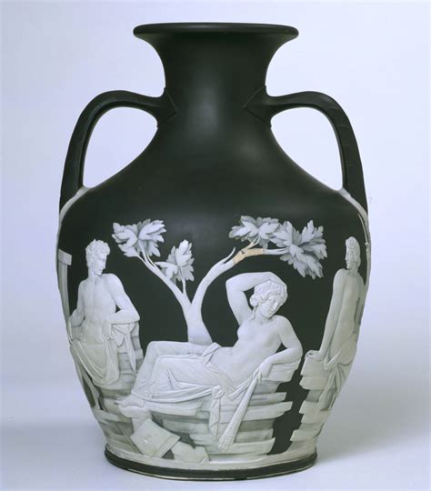 Portland Vase Wedgwood by Style Guide Neo Classicism And Albert Museum