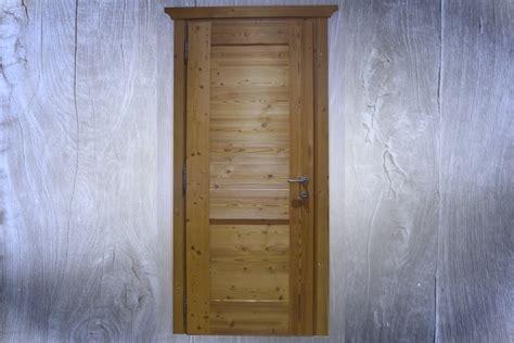 porte in abete porta in abete massello termotrattato standard a 2 pannelli
