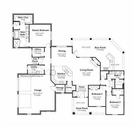 2000 sq ft house plans one story one story house plans 1800 to 2000 sq ft luxamcc