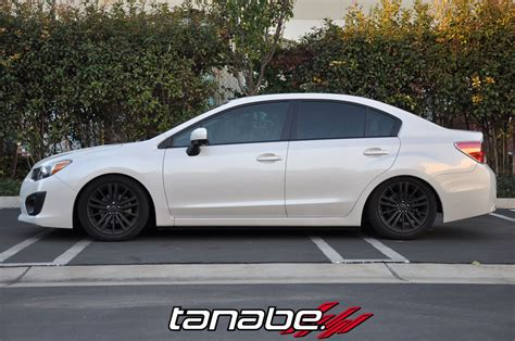 lowered subaru impreza tanabe usa r d blog tanabe sustec pro s 0c coilovers on