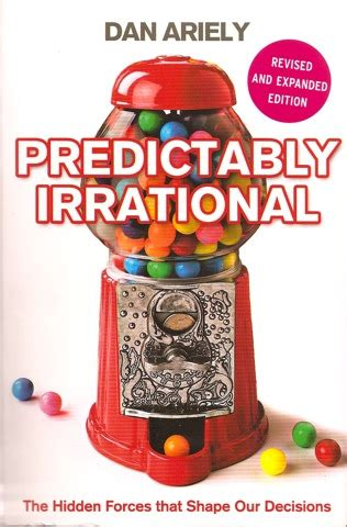 predictably irrational the hidden 0007256531 ariely