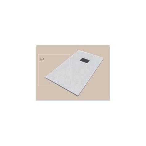 piatto doccia 110x70 ideal standard stile piatto doccia ultrapiatto touch marmoresina cm 3