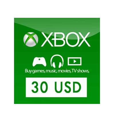 How To Pay For Xbox Live With Gift Card - buy xbox live gift card 30 usd usa bonus and download