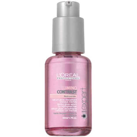 Serum Loreal l or 233 al professionnel lumino contrast taming gloss serum 50ml free delivery