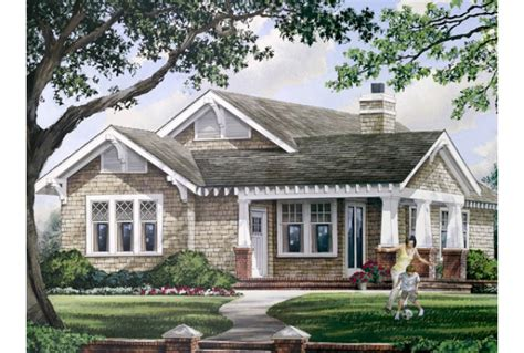 craftsman house plans one story one 1 story house plans single story house plans