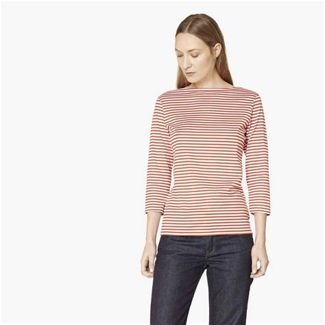 boat neck tee long sleeve sunspel long sleeve boat neck tee collen and clare