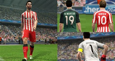 Patch Atletico Bilbao fts 17atletico madrid kits 2017 sor茵usuna uy茵un 蝓ekilleri pulsuz y 252 kle bedava indir