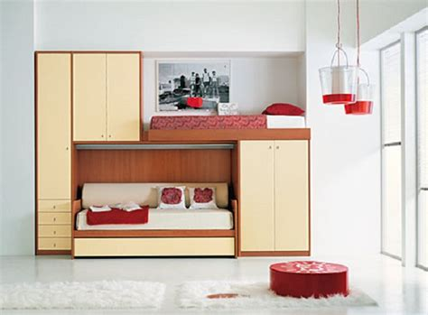 bed for small room bunk bed ideas for small rooms home design inside