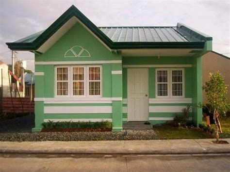 house pattern design simple bungalow house plans philippines