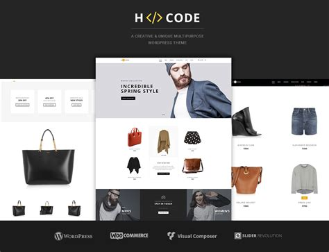 39 best ecommerce wordpress themes powered by woocommerce