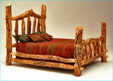 Cheap Log Bed Frames Log Bed Frame Kits Bed Frame Mke How To Build A Log Bed Frame Frmes Is Frme Built For