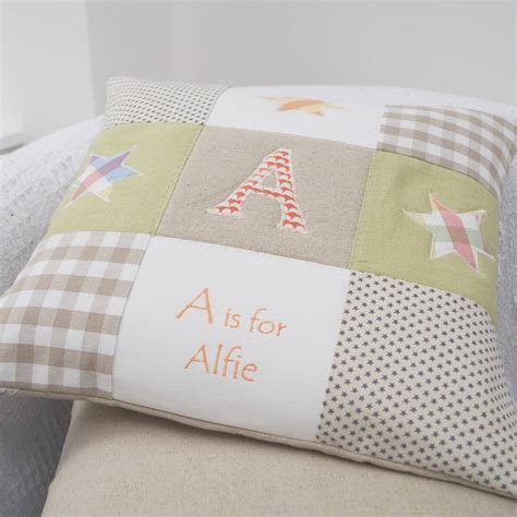 tuppenny house designs tuppenny house designs contemporary alphabet cushion by tuppenny house designs