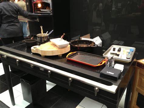induction cooking table the architectural digest show part 1 kieffer s applianceskieffer s appliances