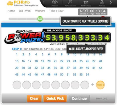 How Does Pch Pick A Winner - six ways you could win big at pchlotto pch blog