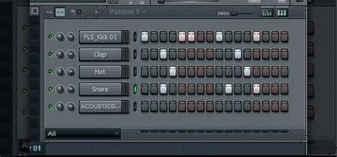 drum pattern fruity loops how to make a basic beat in fl studio 9 171 fl studio