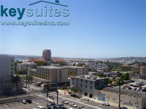 Apartment Rentals San Diego Downtown Key Suites At Allegro Towers Downtown San Diego