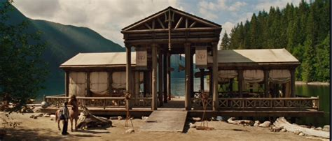 Percy Jackson Cabins by Pjo The Lightning Thief Images Percy S Hut Hd