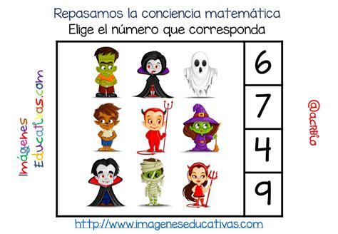 imagenes educativas halloween fichas n 250 meros 1 20 halloween 10 imagenes educativas
