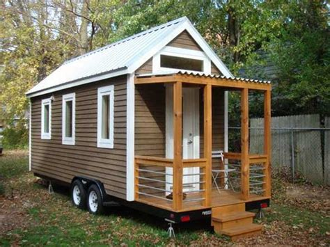tiny home on trailer what to ask before buying a tiny house business insider