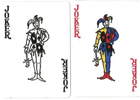 deck of joker cards classic joker card search cards