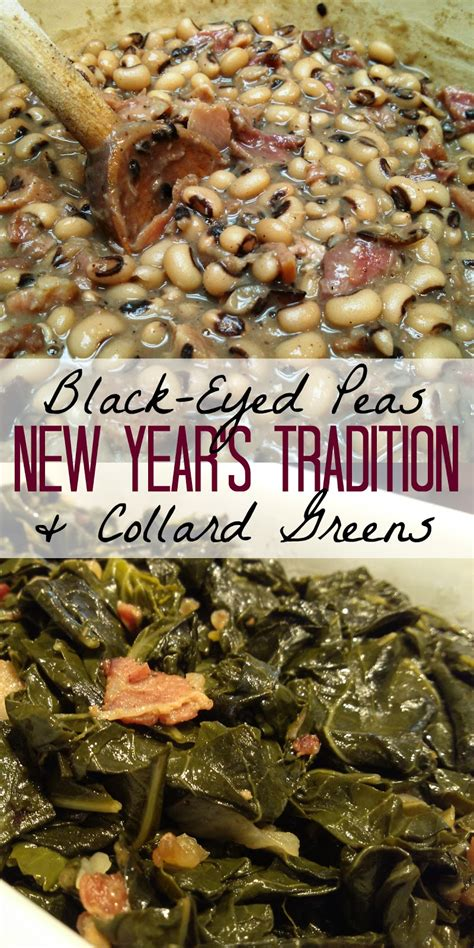new year day traditions south your black eyed peas and collard greens a