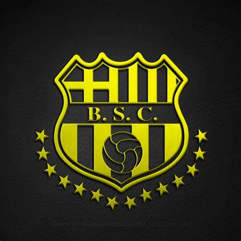 del escudo barcelona sporting club guayaquil ecuador rojo escudo bsc banco de imagenes de barcelona sporting club