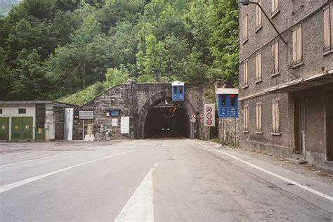 tunnel tenda col de tende