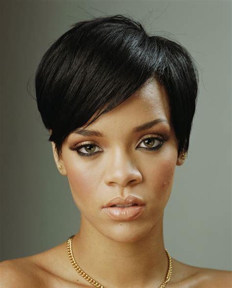 trendy hair styles for wigs rihanna photos