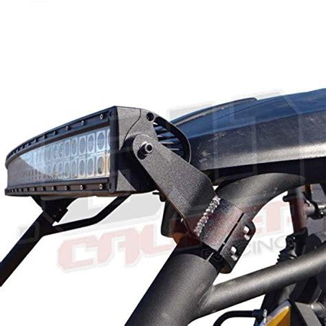 yamaha rhino led light bar mount cl on roll cage light bar brackets for yamaha viking
