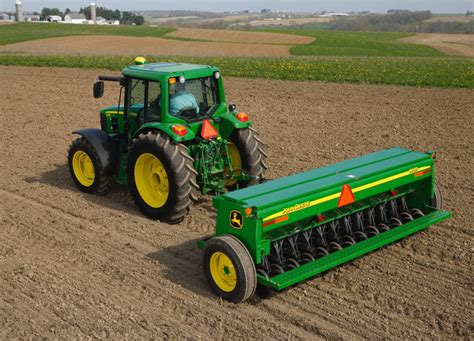 john deere bd11 series end wheel grain drills seeding