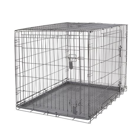 hagen dogit 2 door wire home crate with divider 187 nekojam
