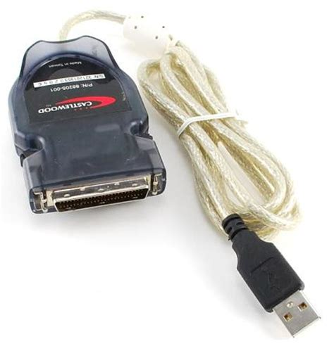 Converter Scsi To Usb usb to scsi ii mini db50 adapter cable