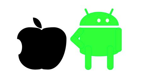 Android And Ios Development by Developing For Android Vs Developing For Ios In 5 Rounds