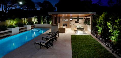 Patio Designs Sydney Sydney Living Contemporary Patio Sydney By Dean Herald Rolling Landscapes