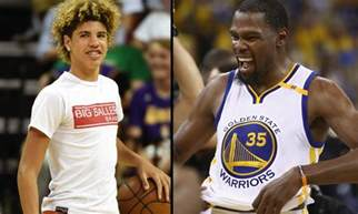 kevin durant defends lamelo and the lamborghini that