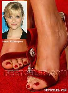 Reese witherspoon sexy feet reese witherspoon pretty ass t