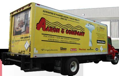 aaron company new jersey pa s leading supply wholesaler