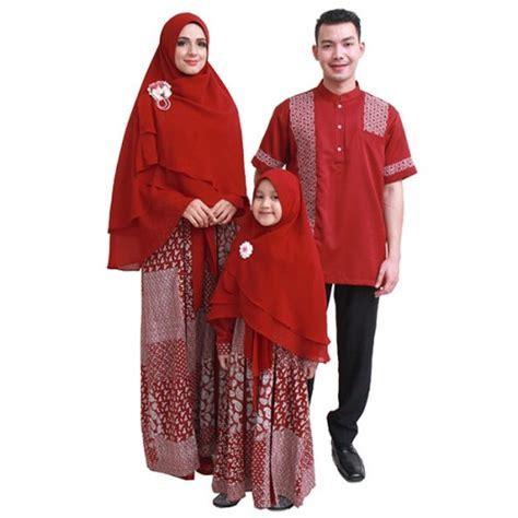 baju muslim keluarga 2016 seragam sarimbit modern