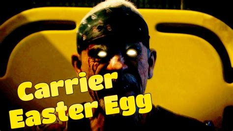 exo zombies carrier easter egg advanced warfare exo zombies carrier outro ending
