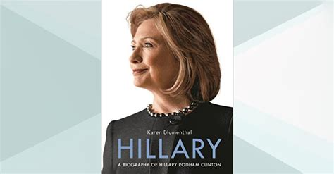 biography hillary clinton book book review a biography of hillary rodham clinton