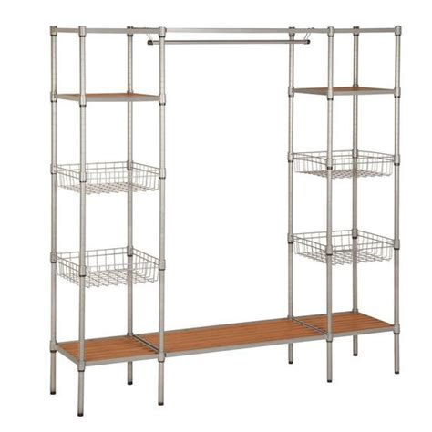 Steel Closet Organizer by 25 Best Ideas About Freestanding Closet On