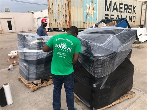 air and cargo shipping from las vegas nevada to nigeria adelove best