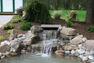Backyard Pond Liners by Backyard Waterfall Landscape Ideas 187 Backyard