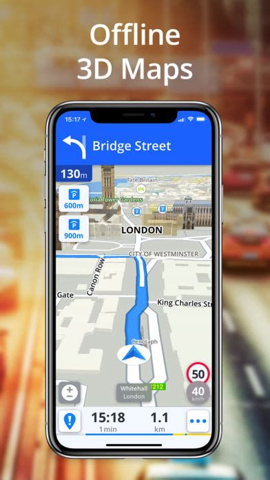 sygic europe gps navigation on the app store