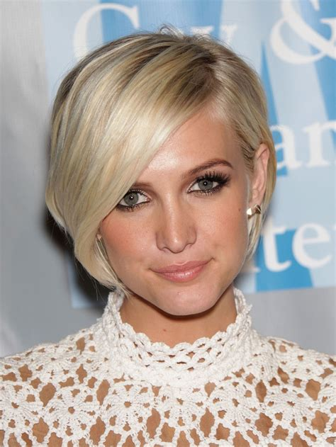 haircut for rectangle faced short hairstyles for oblong shape faces